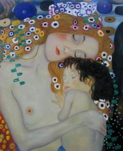 pintura-madre-e-hijoklim