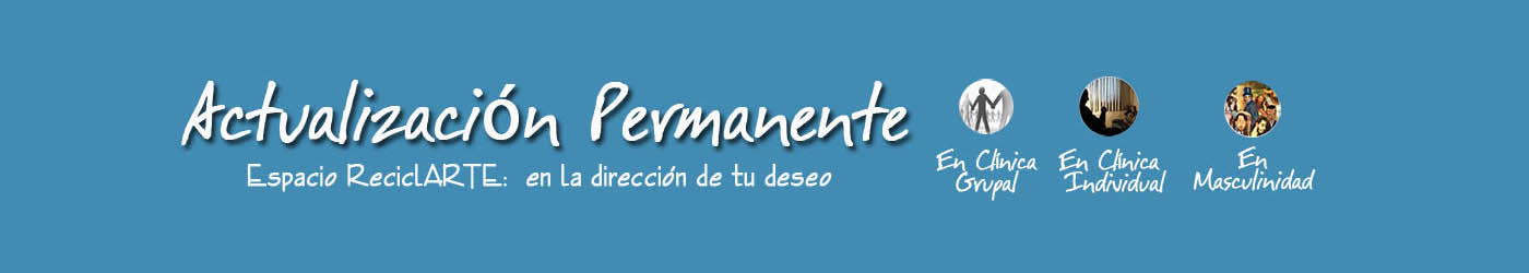 Actualización Permanente – Espacio ReciclArte